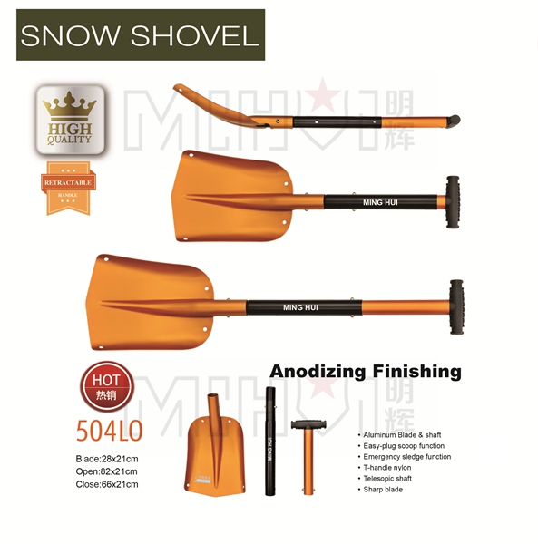Snow shovel 504LO