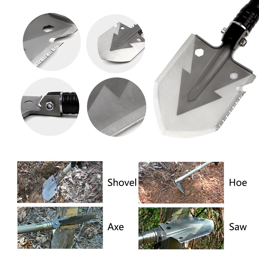 How is a Multi-Function Shovel Sets